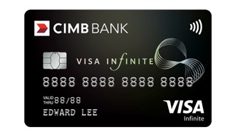CIMB VISA Infinite