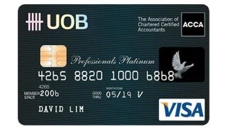 UOB Professionals Platinum Card