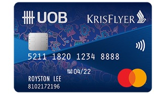 KrisFlyer UOB Account