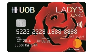 UOB Lady's Debit Card