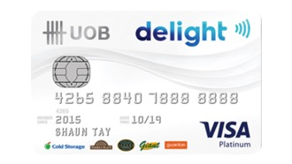 UOB Delight Debit Card