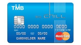บัตรเครดิต ทีเอ็มบี โซ ชิลล์