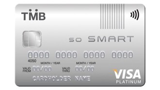บัตรเครดิต ทีเอ็มบี โซ สมาร์ท