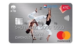 บัตรเครดิต เคทีซี โรงพยาบาลกรุงเทพฯ กรุ๊ป แพลทินั่ม มาสเตอร์การ์ด