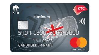 บัตรเครดิต เคทีซี มินิ แพลทินั่ม มาสเตอร์การ์ด